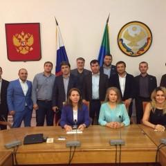 Общественноый совет по правам человека при Постпредставительстве Дагестан при Президенте